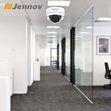 interior home security cameras jennov poe ip security hd 4mp outdoor indoor dome home