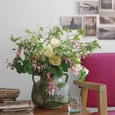 natural indoor flower arrangements martha stewart