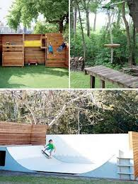 Backyard Paradise Ideas Triyae Com U003d Backyard Skatepark Ideas Various Design Inspiration