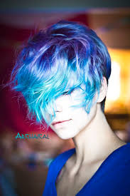 best 20 short blue hair ideas on pinterest short dyed hair