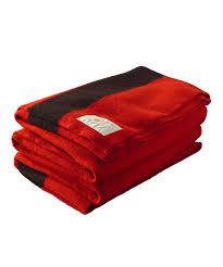 Woolrich Down Comforter Hudson U0027s Bay Scarlet 6 Point Wool Blanket Queen 90