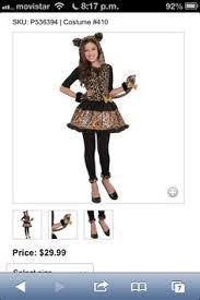 Leopard Halloween Costumes Girls Child Tutu Leopard Costume Children Cats Halloween