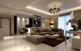 modern classic living room home design