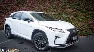 lexus of new zealand lexus rx350 f sport u2013 car review drive life