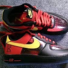 Nike Air Force One Comfort Nike Air Force 1 Low U0027kyrie Irving U0027 Weartesters