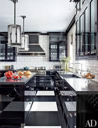 black and white floors that make a statement photos