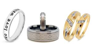 his and rings top 10 best his and hers promise rings