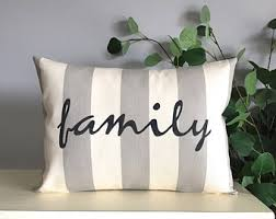 Home Decor Accent Love Pillow Decorative Pillow Rustic Home Decor Accent