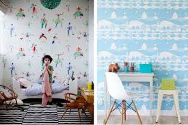 papiers peints chambre les plus jolis papiers peints pour chambre d enfant les louves