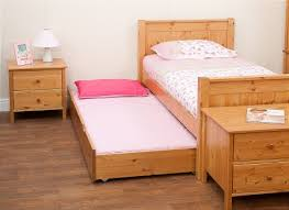 Stompa Classic Bunk Bed Classic Single Bed With Trundle Bed