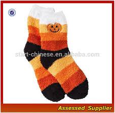 novelty socks halloween cozy slipper socks wholesale festival