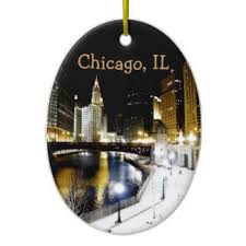 chicago ornaments keepsake ornaments zazzle