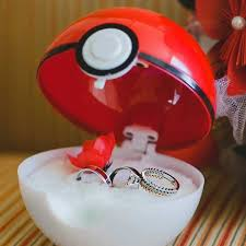 ring pop boxes pokeball engagement ring box shut up and take my yen
