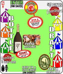 Portland Crime Map by 2017 Portland International Beerfest Returns To The North Park Blocks