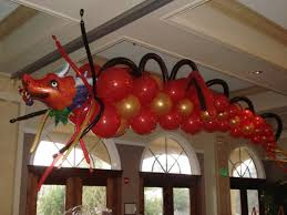 decorations modern new year decorating ideas using balloons home