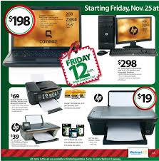walmart black friday 2011 ad deals