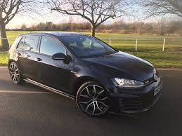 vauxhall golf used volkswagen golf hatchback 2 0 tdi gtd hatchback dsg 5dr in