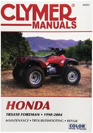 100 2001 honda trx 450 manual honda 300ex wiring diagram