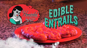 edible entrails u2013 the homicidal homemaker horror cooking show