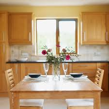 Standard Height Of Kitchen Table Hunker - Standard kitchen table