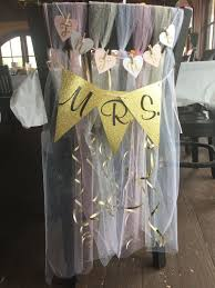 absolutely this bridal shower idea decorate the brides chair