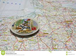Bremen Germany Map by Map Of Germany Souvenir Plate Of Bremen Stock Photo Image 85482957