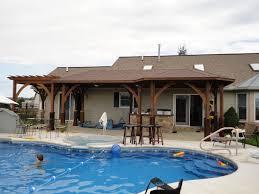 pool house plans duplex garage architecture house plans 58884
