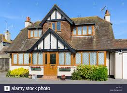tudor style cottage 1930 u0027s 2 storey detached house in mock tudor style with double
