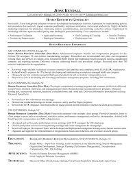 Resume For Hr Manager Position Cover Letter Cover Letter For Hr Generalist Cover Letter For Hr