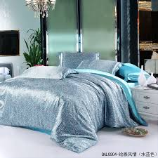 Ideas Aqua Bedding Sets Design Traditional Click To Buy Aqua Blue Paisley Mulberry Silk Bedding