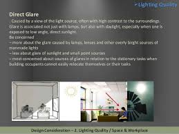 architectural lighting design online course lighting design considerations