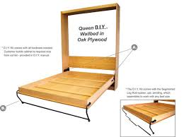 Diy Folding Bed D I Y Wall Bed Kit Wall Bed Brisbane