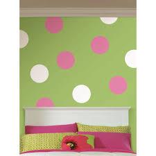 wallpops 13 in x 13 in ghost white dot 10 piece wall decal ghost white dot 10 piece wall decal
