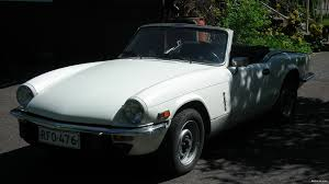 triumph spitfire spitfire 1300 convertible 1978 used vehicle