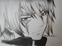 jellal fernandez of fairy tail by drawwithoutlimits101 on deviantart