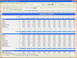 Household Expense Spreadsheet 7 Excel Spreadsheet Household Budget Excel Spreadsheets
