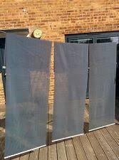 Panel Curtain System Ikea Kvartal Triple Curtain Track Rail 140cm X2 Ebay