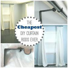 curtain rod ideas fabulous ideas to hang curtains ideas with the est curtain rods ever lovely curtain rod ideas