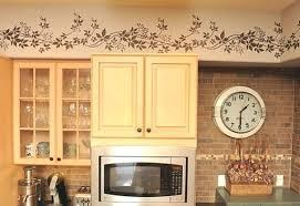 kitchen wallpaper borders ideas kitchen borders mycrappyresume com