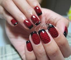 35 cute nail designs for short nails black nails short nails