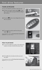 nissan altima key slot nissan altima hybrid 2011 l32a 4 g quick reference guide