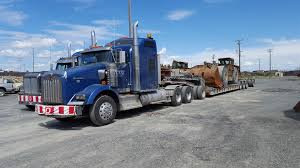 kenworth heavy haul trucks heavy hauling lcg equipment