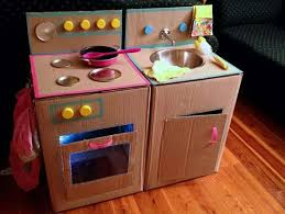 27 ideas on how to use cardboard boxes for kids games and