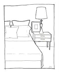 interior design bedroom drawing decorating ideas contemporary top
