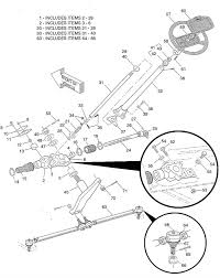 steering box assembly e z go model medalist u0026 txt year 1994 to 2000