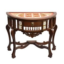 modern wooden console tables exclusivelane teak wood