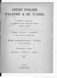 credit foncier siege social crédit foncier d algérie et de tunisie société anonyme siège