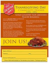 visit auburn california thanksgiving community dinner 2014