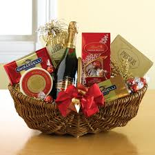 wine and chocolate gift basket the sparkler sparkling wine and gourmet delights domain ste