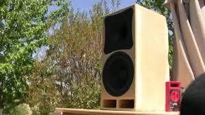 Speaker Designs Diy Speaker Design Celstion Tf0818 Dna 150 In Dw 774s Waveguide